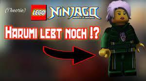 Harumi Lebt noch?! Welche Rolle spielt avatar Harumi in der Staffel 12 von  Ninjago?