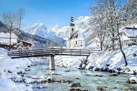winter destinations in europe in