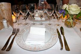 Fine Dining Room Furniture Fine Dining Hungry Games Place Setting Imanada