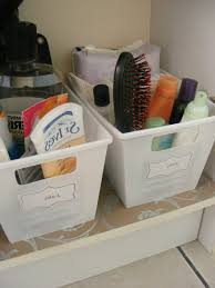 complete guide home office. Bathroom : The Complete Guide To Imperfect Homemaking Organizedhome Day 25 Throughout Storage Hair Dryer Home Office O