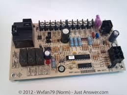 my furnace wont come on i have a goodman furnace model Goodman Circuit Board Diagram full size image Goodman Defrost Board Wiring