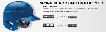 bat size chart sizing charts for sports equipment apparel rawlings com