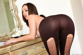 Jada Stevens Wearing Leggings Image Gallery 91750