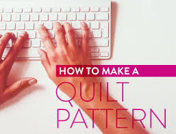Step By Step: How I Make A Quilt Pattern - Suzy Quilts &  Adamdwight.com