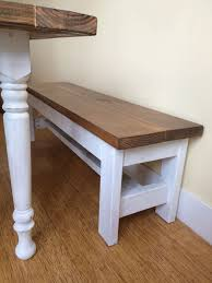 diy building a farmhouse table and bench