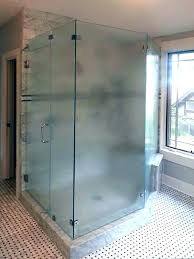 c shower doors twitter glass thickness tempered enclosure options for and textures frosted city prec