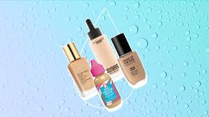 10 water based foundations that won t clog your pores