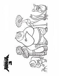 Kung Fu Panda 3 Malvorlagen Malvorlagen1001de Idee Kung Fu Panda