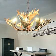 painted antler chandelier deer antler chandelier deer antler chandelier art 8 light twig painting deer antler