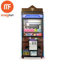 Coin Operated Candy Vending Machine Enchanting China 48 Newest Coin Operated Plush Toys Gift Candy Vending