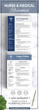 Medical Resume Template Cv Template Medical Cv Doctor Cv Doctor ...