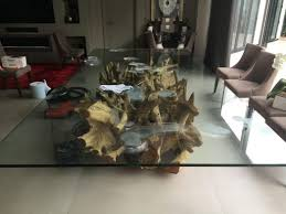 how do you get scratches out of glass table top designs