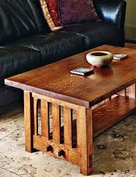 end tables mission coffee tables fresh table plans woodarchivist