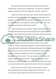 A Fiction Short Story Essay Example Topics And Well Written Essays