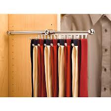 Rev-A-Shelf Chrome Tie/Scarf Rack