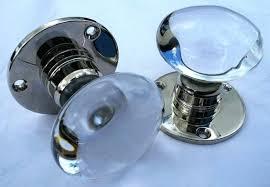 glass door knob florist kind of special knobs image round antique looking
