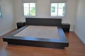 cheap king platform bed. Image Of: Platform Bed Frame Plans Cheap King