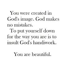 Quotes About God Making You Beautiful