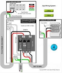 wire hot tub wiring diagram image wiring diagram spa gfci wiring diagram wiring diagram schematics baudetails info on 4 wire hot tub wiring diagram