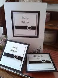 the 25 best handmade wedding invitations ideas on pinterest Handmade Wedding Invitations Ideas And Tips 50 personalised handmade wedding invitations Homemade Wedding Invitations