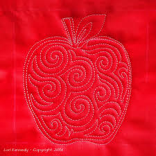 124 best Apple quilt patterns images on Pinterest | Crafts, Table ... & 'A