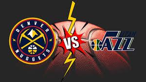 Denver Nuggets vs Utah Jazz en vivo online: NBA, en directo