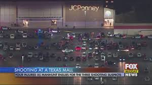 Shooting at Texas Mall Leaves Four ...