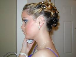 Hairstyles For Formal Dances Lina Moonfang June 2008