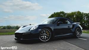 2014 Porsche 991 Turbo S Cabriolet: GREAT Sounds! - YouTube
