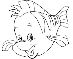 Finding Characters Coloring Pages Nemo Shark Halftraininginfo
