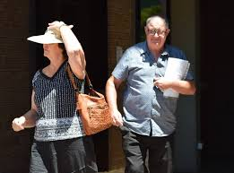 Collie murder-accused claims she 'starved herself' for husband ...