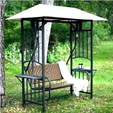 outdoor glider bench with canopy glider bench plans bench patio swing with canopy clearance outdoor glider