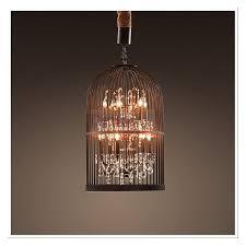 rh vintage birdcage design chandelier loading zoom