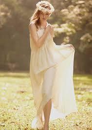 hippie wedding dresses spring summer 2017 bridal gowns