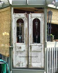 12 ideas for using doors and windows in the garden repurpose from the thrift