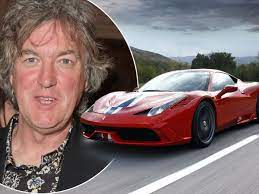 He may not have a job lined up at the moment, but that hasn't stopped top gear presenter james may from going through with ordering the last ferrari 458 speciale to be produced in maranello. James May Celebrated Top Gear Deal With 200k Ferrari Just As It Was Scuppered By Clarkson Sacking Mirror Online
