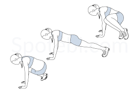Abs Exercise Chart Ski Abs Illustrated Exercise Guide