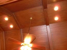 vaulted ceiling lighting ideas design. Nice Wood Paneling Vaulted Ceiling Design With Recessed Lighting Ideas. Ideas