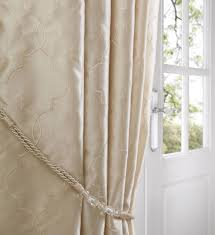 interior cream midtown embroidered faux silk fully linedet curtains enchanting royal blue duck egg faux silk