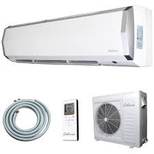split unit ac heat. Fine Heat Celiera 35GWX 12000BTU 540sq Ft Single Ductless Mini Split Air Conditioner  With Throughout Unit Ac Heat I