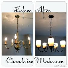 painted brass chandeliers chandelier black top best