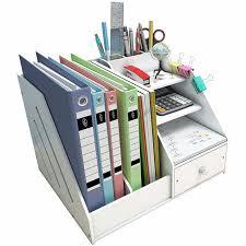 diy corner desk organizer. Wonderful Desk DIY Magazine Organizers Desk Organizer Book Holder Stationery Plastic  Storage Stand Shelf Rack On Diy Corner
