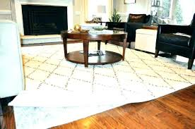 felt rug pad hardwood floors best pads for in kitchen with floor to wood rugs area