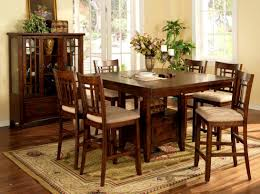 pub dining table sets lovely chair elegant leather style unique furniture lovable room height costco kitchen bar and stools small chairs bistro piece set