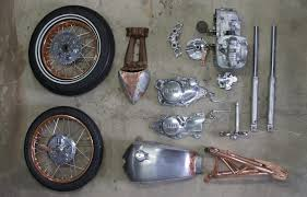 cafe racer parts what you need to kick off your cafe racer dream