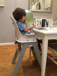 as soon as i put my 1year daughter in the chair you could tell she was oxo tot sprout chair kensingtonmums from oxo tot sprout high