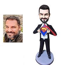 <b>Custom</b> Superhero <b>Bobblehead Personalized Wedding</b> Gifts Based ...