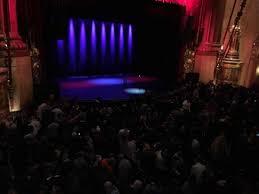 Beacon Theatre Section Loge 3