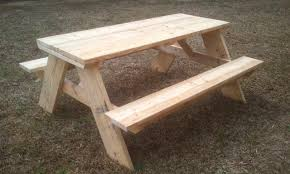 How To Build A 6 Foot Picnic Table  Jays Custom CreationsHow To Make Picnic Bench