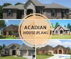 acadian house styles the plan collection